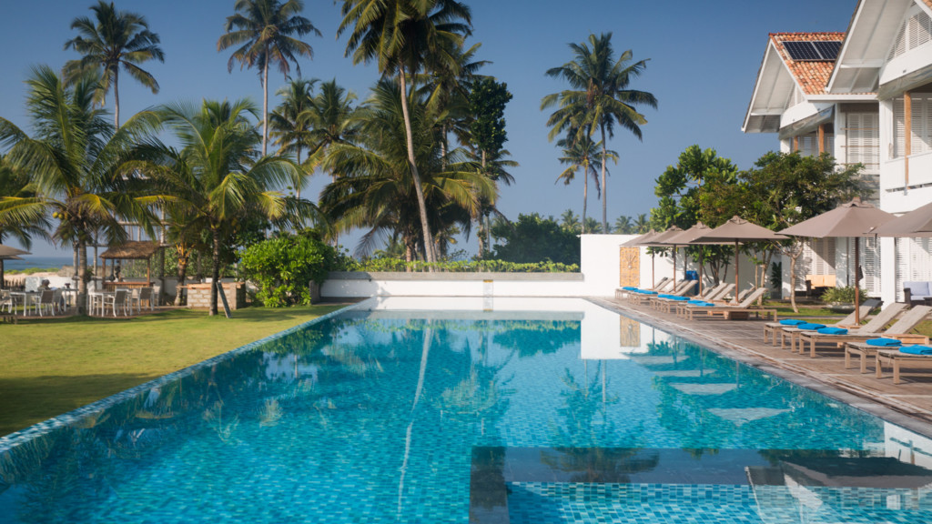 Sri Sharavi Beach Villa