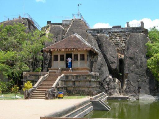Isurumuniya Vihara